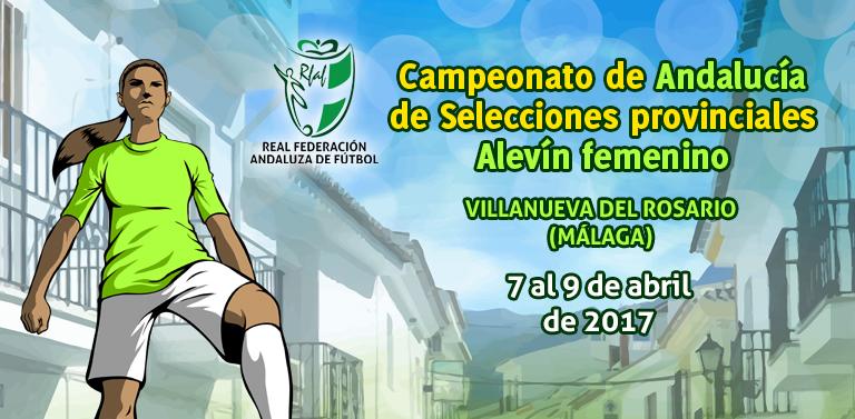 Resultado de imagen de Villanueva del Rosario acoge el Andaluz Femenino Alevín F-8