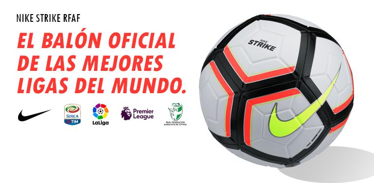 4ae0318b4c7ce Ya ha comenzado una nueva temporada y la Real Federación Andaluza de Fútbol  presenta una gran novedad  el balón oficial Nike Strike RFAF.