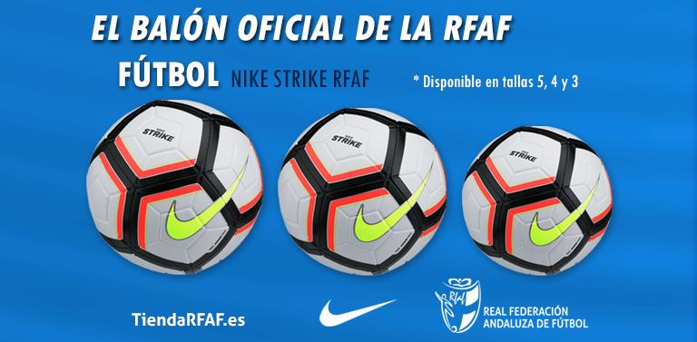 La Real Federación Andaluza de Fútbol estrena temporada y que mejor manera  de hacerlo que con la novedad de estrenar balón para el fútbol y fútbol  sala en ... c0c1062a3255e