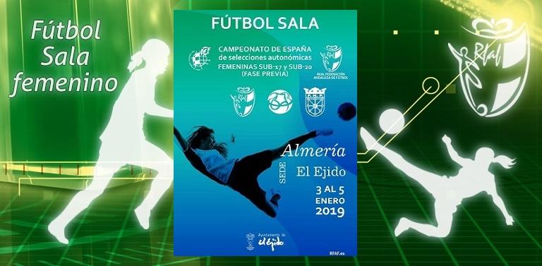 Las actuales campeonas de España sub-17 y la selección sub-20 se enfrentan  a Navarra y Extremadura en la fase previa ... 6ee1c9f0ba4d7
