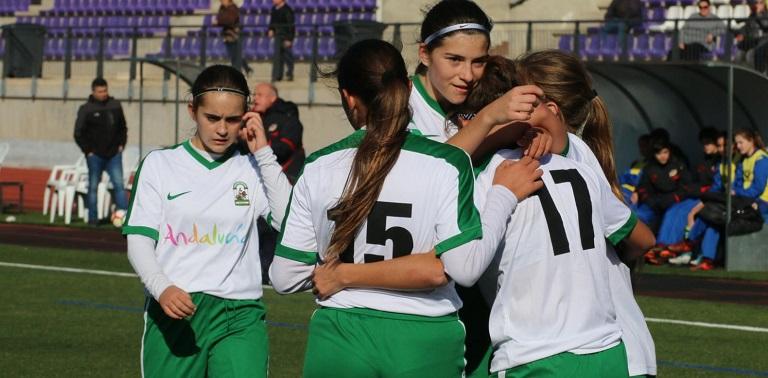 06 02 2019. Andalucía afronta la segunda fase ante Asturias y Castilla y  León Las andaluzas sub-15 y sub-17 con un total de doce puntos en la  primera fase bea1b275934a5