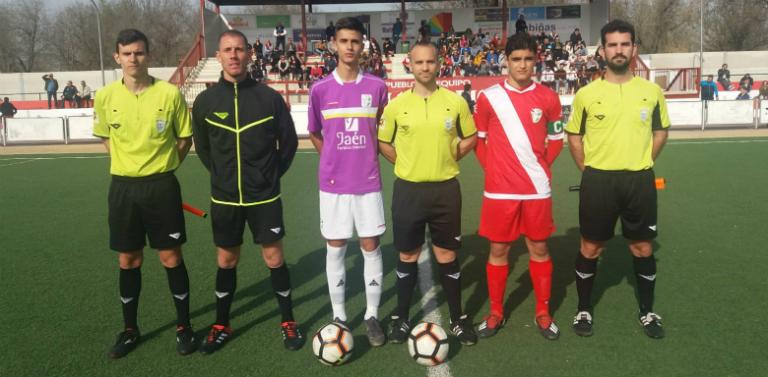 Finaliza la segunda jornada del Andaluz Infantil y Cadete Con más de 20  goles marcados d8f85b918cb45