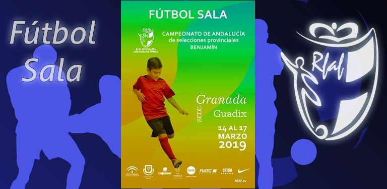 d64caa359ee0c Casi un centenar de jugadores disfrutarán del campeonato andaluz de fútbol  sala que será ofrecido en directo por Futbolandaluz.tv